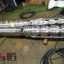 井用溫泉泵安裝示意圖--天津智匠泵業圖片
