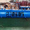 浮筒式潜水泵