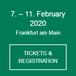 2020年德国法兰克福春季消费品展