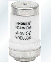 DIII型598.0358(LINDNER)熔断器保险丝,现货供应图片