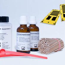 德國HBM1-X60粘合劑膠水原裝進口,HBM膠水圖片
