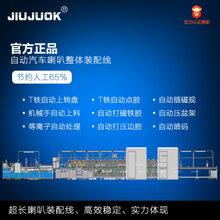 深圳久巨汽车喇叭自动整体装备线全自动一体化高效率图片