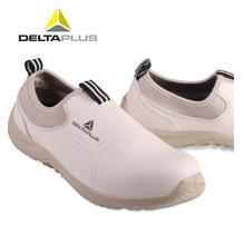 代尔塔功能型安全板鞋301213防砸防静电白色安全鞋夏季板鞋白色41图片