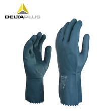 代尔塔江苏代理氯丁橡胶乳胶防护手套价格优惠量大从优图片