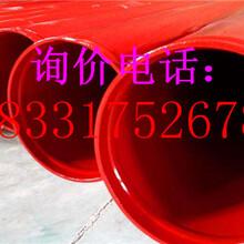 营口管业:加强级3pe防腐钢管厂家/价格;营口今日推荐;环保工程图片