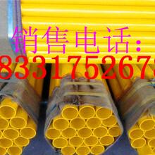 合陽縣哪里賣:無縫3PE防腐鋼管廠家/電話圖片