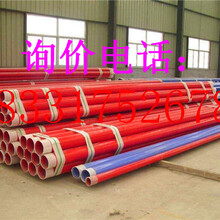 兴安管业:预制直埋防腐钢管厂家/价格;兴安今日推荐;环保工程图片