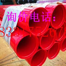 内江哪里有直缝3PE防腐钢管厂家/价格√量大从优图片