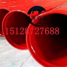 滨州1420螺旋内外涂塑钢管厂家批发图片