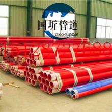 ipn8710输水用无毒防腐钢管厂家/惠州价格合理图片