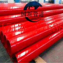 热力直埋保温钢管厂家库存/萍乡销售部资讯价格&每吨多钱图片