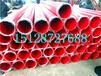 保定质量可靠推荐:高温复合钢套钢蒸汽保温管厂家%价格