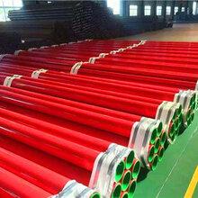 长沙黄夹克保温钢管厂家价格特别介绍图片
