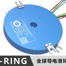ZW-RING罐车附件焊接机器人导电滑环