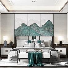 湖南科建鑫材厂家欧家竹木纤维集成墙板正常的颜色是怎样的图片