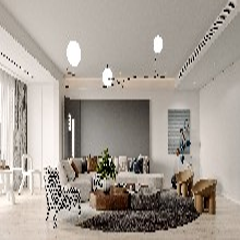 湖南歐家全屋整裝,所適用整裝的場所非常廣泛圖片