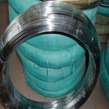 厂家316L环保不锈钢弹簧线可调直压扁