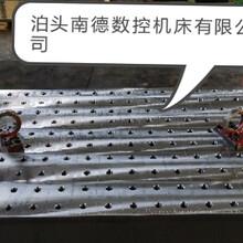 大理石平臺工作臺機械構件的的制造工藝圖片