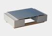 诚新亚伸缩变形缝现货批发内外墙铝合金变形缝直销及专业安装
