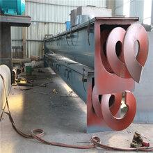 WLS无轴螺旋输送机无轴蛟龙输送机螺旋水泥输送机垃圾输送机图片