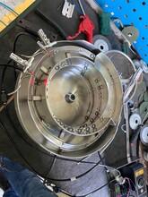 LED灯珠5730贴片机振动盘LED贴片机灯珠透镜精密振动盘厂家图片