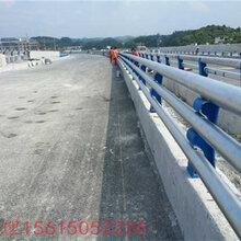 桥梁栏杆生产.护栏预埋定做厂家图片