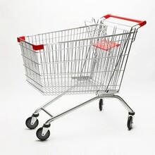 昆明购物车,超市购物车厂家直销图片