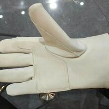山西防护皮手套厂家批发价格图片