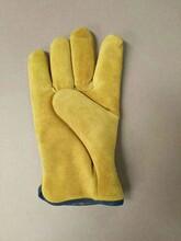 河南防护皮手套源头厂家图片