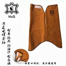 山东牛皮手套供货商图片