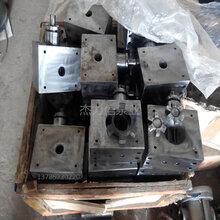 熔体计量泵杰力信RT-315高温熔体齿轮泵熔喷布配套齿轮泵图片