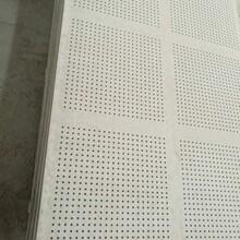 綠筑纖維水泥穿孔吸音板湖南穿孔吸音板生產廠家圖片