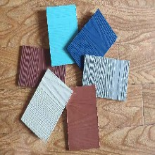 木纹板纤维木丝水泥板绿筑木丝水泥板厂家图片