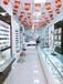 西安眼镜店装修眼镜展柜设计公司