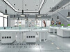 銀川眼鏡店裝修設計眼鏡展柜設計制作