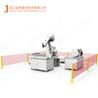 广西全自动三工位机械手臂机器人激光焊接机