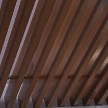 福州u型鋁方通廠家木紋鋁方通供應商弧形鋁方通圖片