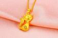 点金珠宝黄金吊坠有什么寓意——点金珠宝黄金吊坠的寓意