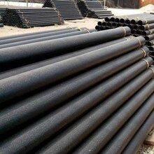 新疆阿勒泰球墨管胶圈和塔城铸铁管报价