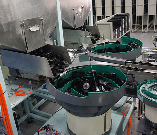 非标自动化设备广州工业自动化设备客户定做自动化设备烟雾报警器生产设备