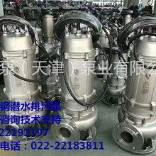 QWP不锈钢潜水排污泵安装方式QWP不锈钢潜水排污泵316L不锈钢排污泵图片