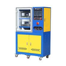 优特尔厂家硫化机小型硫化机压片机院校实验室平板硫化机小型PVC开炼机
