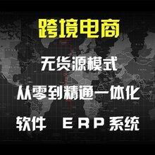 电商亚马逊无货源店群培训、ERP系统代理定制加盟