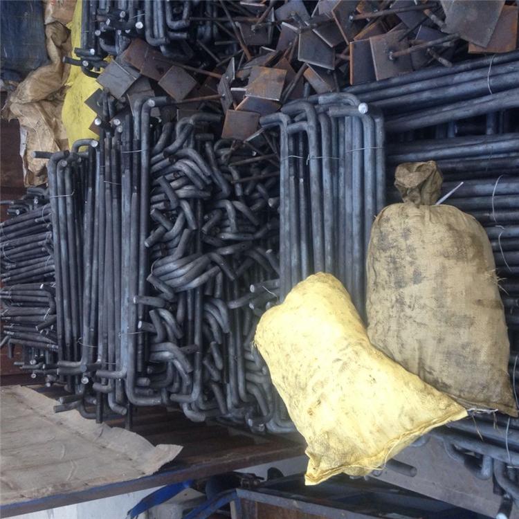 江苏地脚螺栓q345地脚螺丝报价规格材质齐全可全国送货上门