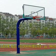 山西标准篮球架体育器材移动篮球架固定篮球架厂家直销