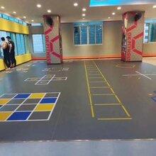 辽宁塑胶地板/舞蹈地胶/塑胶地板/运动地板/批发零售图片