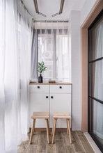 古交山西拜尔建筑装饰110平米两室两厅一卫混搭风全包无醛家装