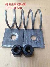 精轧平六角螺母M28精轧螺纹钢配套锚具5060河北直发图片