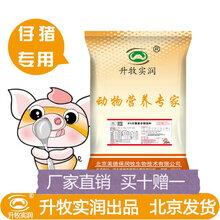 仔猪预混料4%小猪复合预混料北京升牧实润仔猪饲料图片