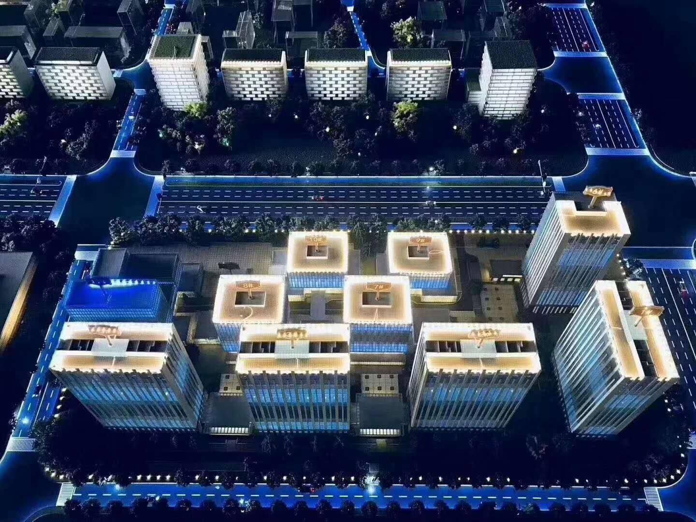 兰考京雄世贸港三期发展空间很大